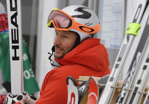 Pyeongchang Olympics Alpine Skiing_789143