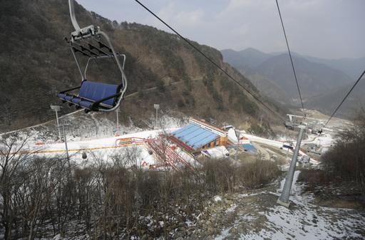 Pyeongchang Olympics Alpine Skiing_790516