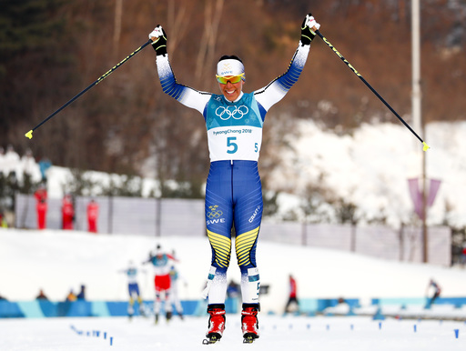 Pyeongchang Olympics Cross Country Women_790110