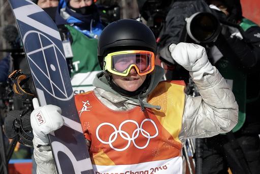 Pyeongchang Olympics Snowboard Men_790554