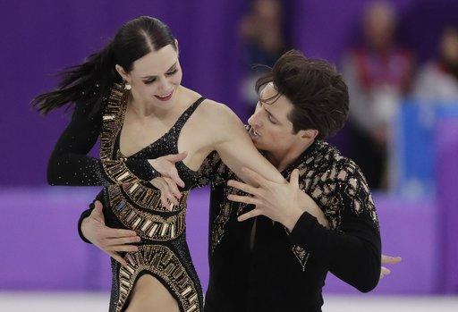 Pyeongchang Olympics Figure Skating Ice Dance_790643
