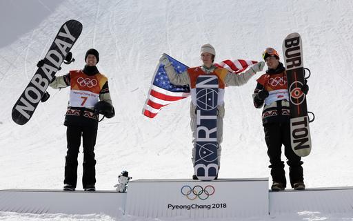 Pyeongchang Olympics Snowboard Men_792170