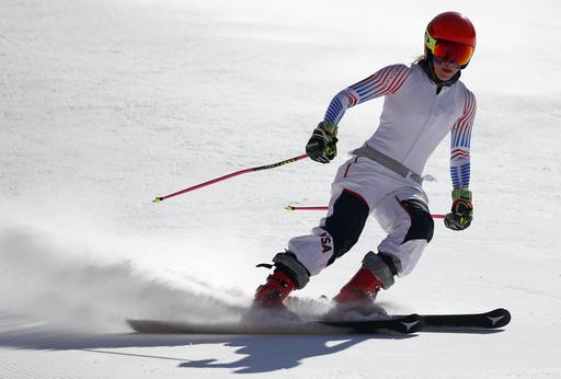 Pyeongchang Olympics Alpine Skiing_790984