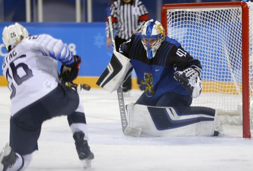 Pyeongchang Olympics Ice Hockey Women_790747