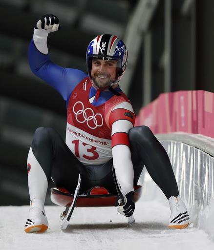Pyeongchang Olympics Luge_790784