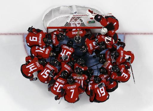 Pyeongchang Olympics Ice Hockey Women_790781