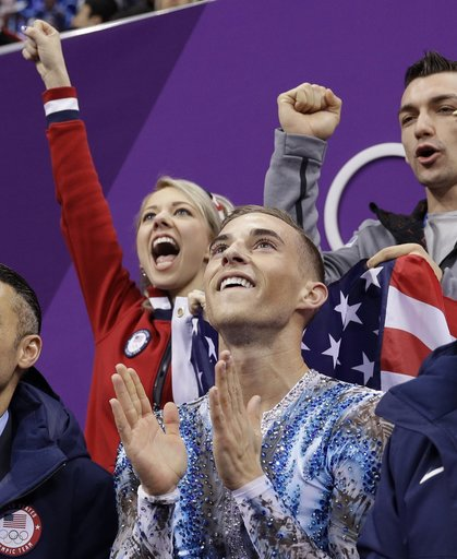 Pyeongchang Olympics Figure Skating Team Event_791110