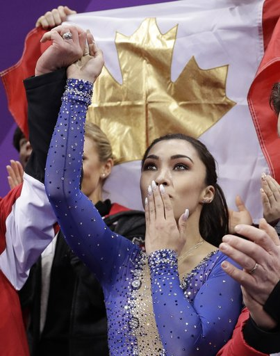 Pyeongchang Olympics Figure Skating Team Event_791353