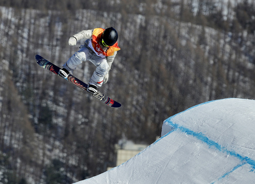 Pyeongchang Olympics Snowboard Women_791137