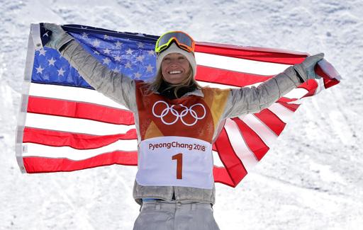 Pyeongchang Olympics Snowboard Women_791387