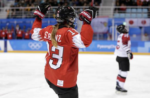 Pyeongchang Olympics Ice Hockey Women_791230