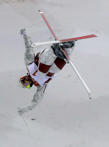 Pyeongchang Olympics Freestyle Skiing Men_791356