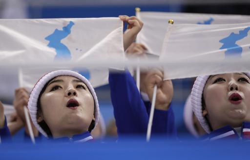 Pyeongchang Olympics Ice Hockey Women_791395