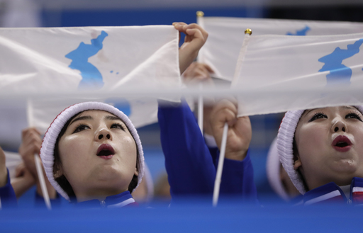 Pyeongchang Olympics Ice Hockey Women_791371