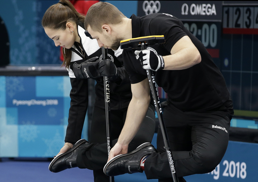 Pyeongchang Olympics Curling_792052