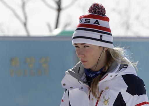 Pyeongchang Olympics Alpine Skiing_797375