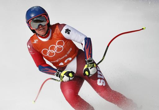 Pyeongchang Olympics Alpine Skiing_797906