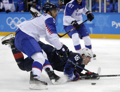 Pyeongchang Olympics Ice Hockey Men_797957