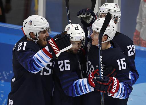 Pyeongchang Olympics Ice Hockey Men_797977