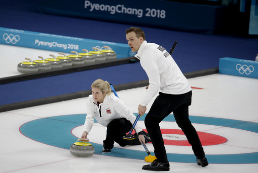 Pyeongchang Olympics Curling Russian Doping-Norway_799129