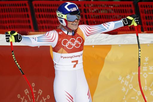 Pyeongchang Olympics Alpine Skiing_798936