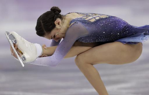 Pyeongchang Olympics Figure Skating Women_799819