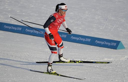 Pyeongchang Olympics Cross Country Women_799178