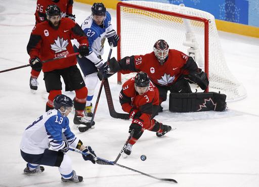 Pyeongchang Olympics Ice Hockey Men_799167