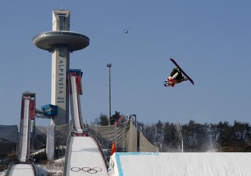 Pyeongchang Olympics Snowboard Wonmen_799775