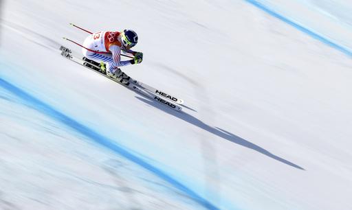 Pyeongchang Olympics Alpine Skiing_799818
