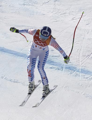 Pyeongchang Olympics Alpine Skiing_799902