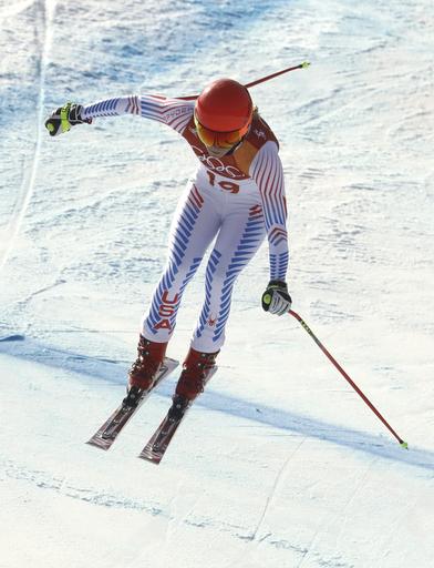 Pyeongchang Olympics Alpine Skiing_799939