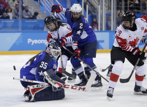 Pyeongchang Olympics Ice Hockey Women_799931