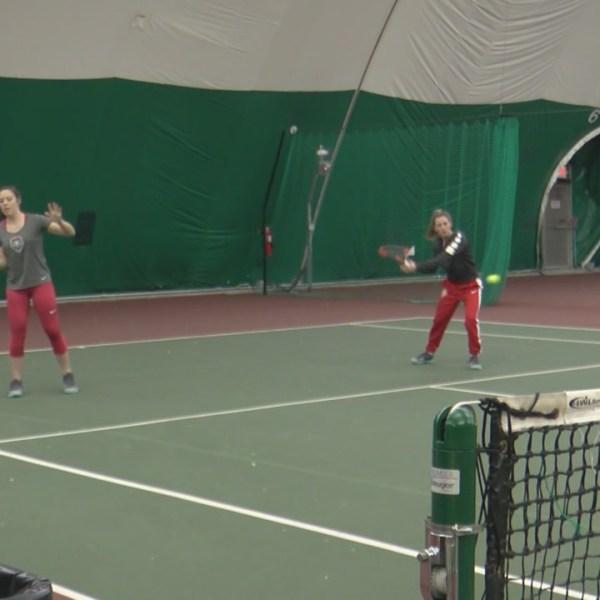 Lobo Women's Tennis Team_798679