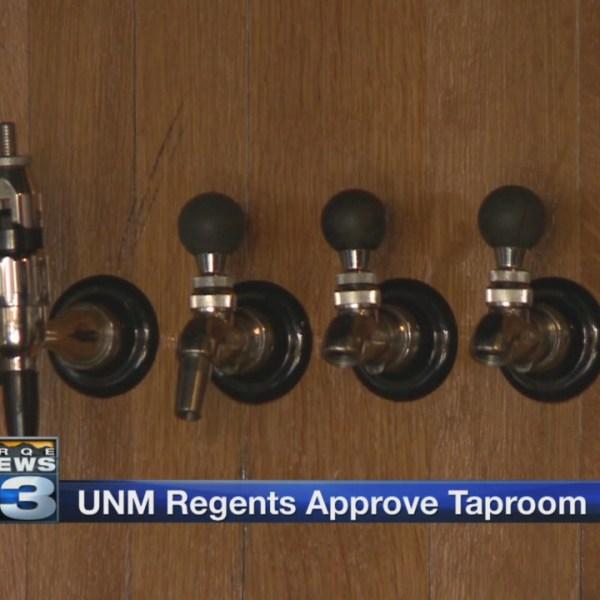UNM regents approve taproom_793603