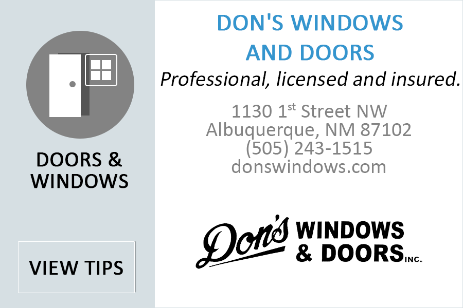 Your Home Source - Don's Windows and Doors