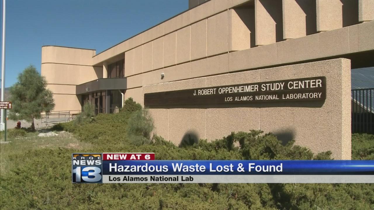Investigation after Los Alamos National Labs loses hazardous waste_1522244563263.jpg.jpg