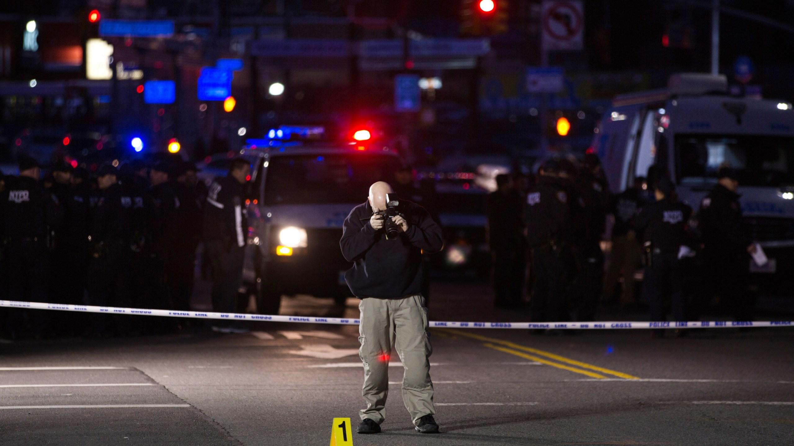 APTOPIX Police Shooting Brooklyn_1522954570431