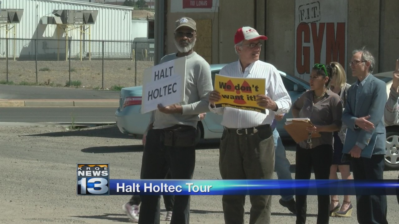 Group tours NM in opposition to possible radioactive waste site_1523420357618.jpg.jpg