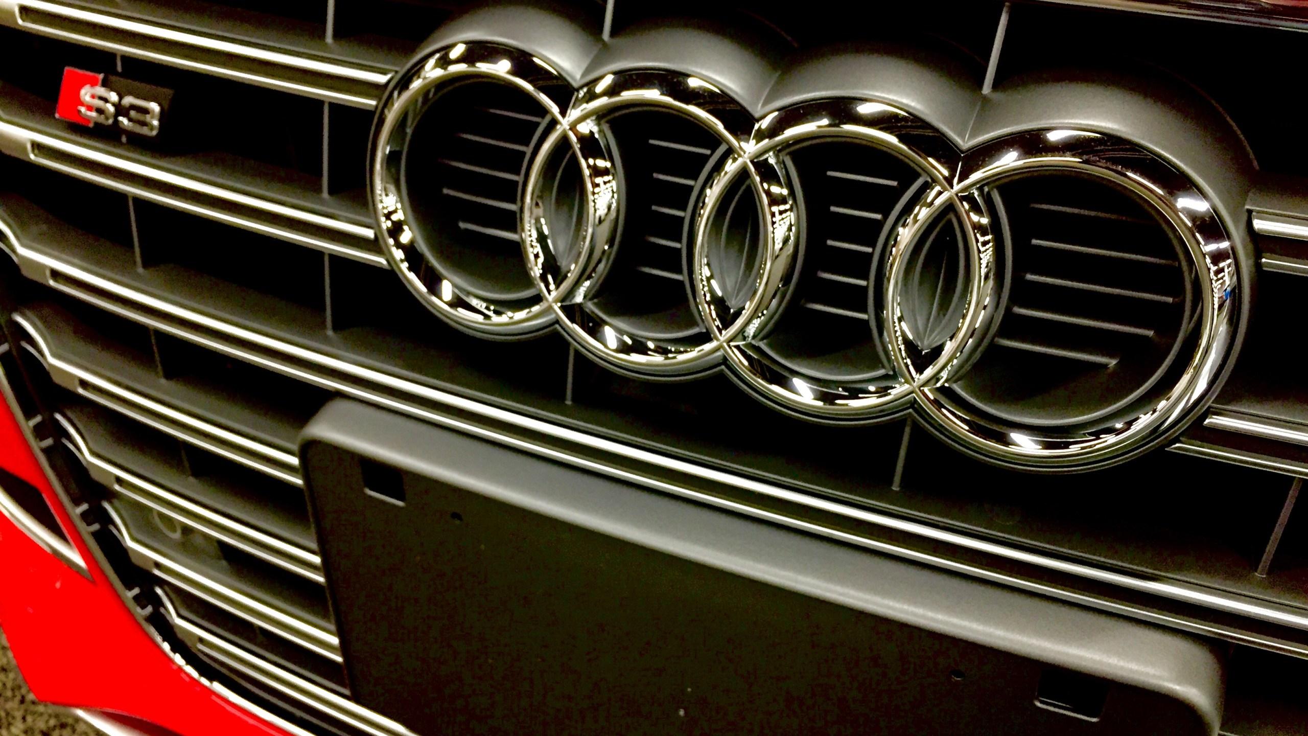 Stock Car Vehicle Audi_124948
