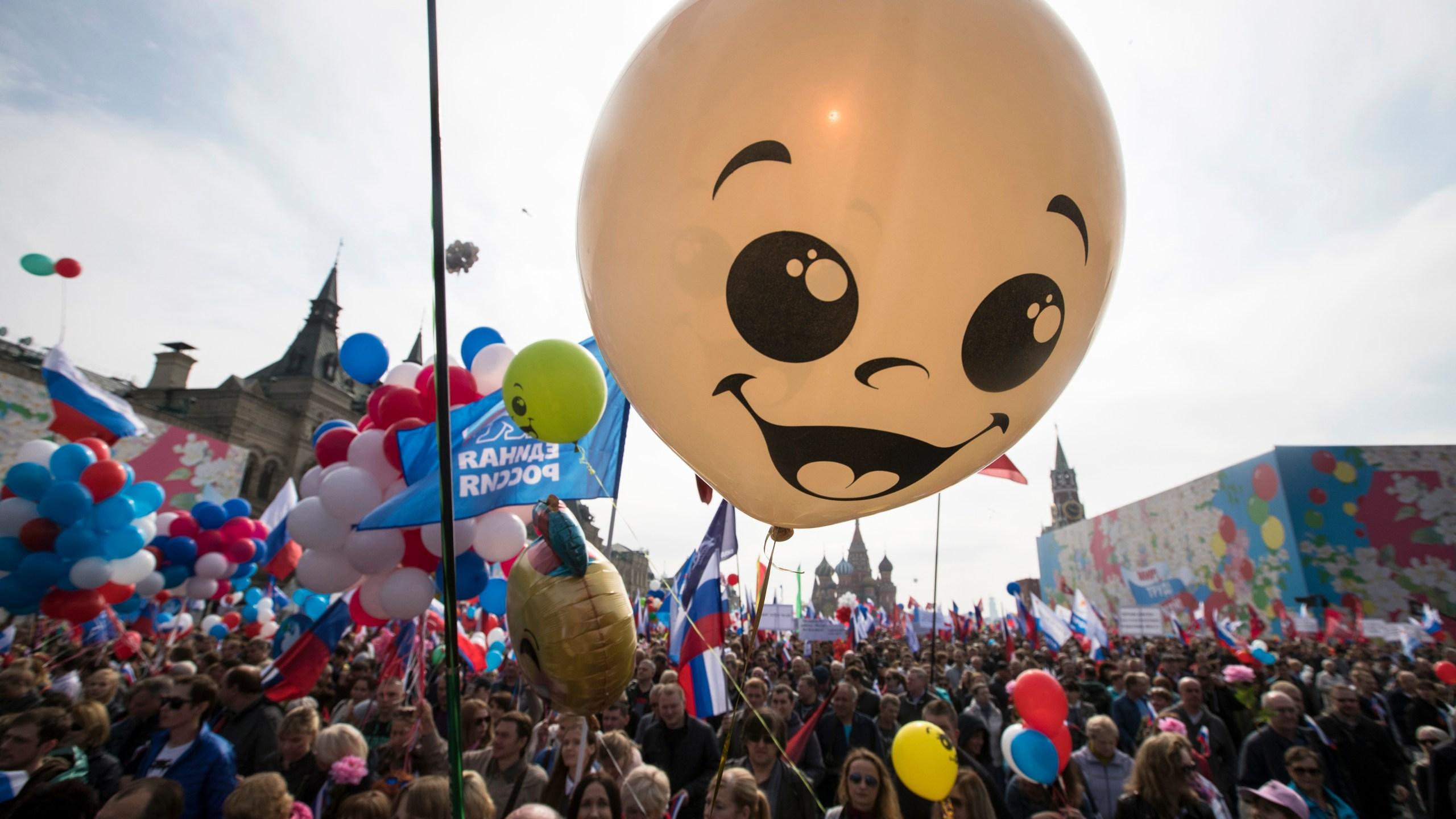 APTOPIX Russia May Day_1525180227322