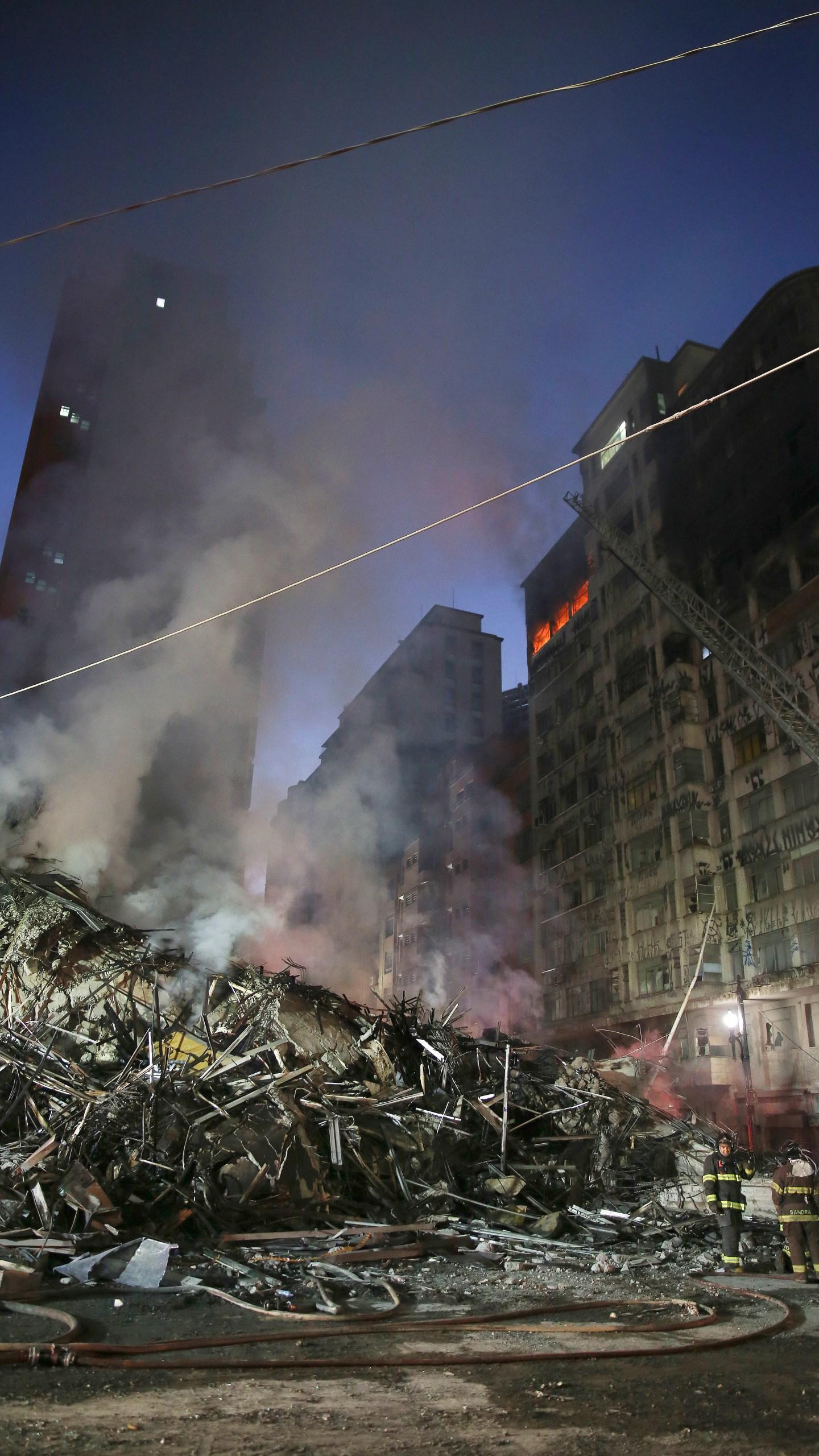 Brazil Building Collapse_1525180768419