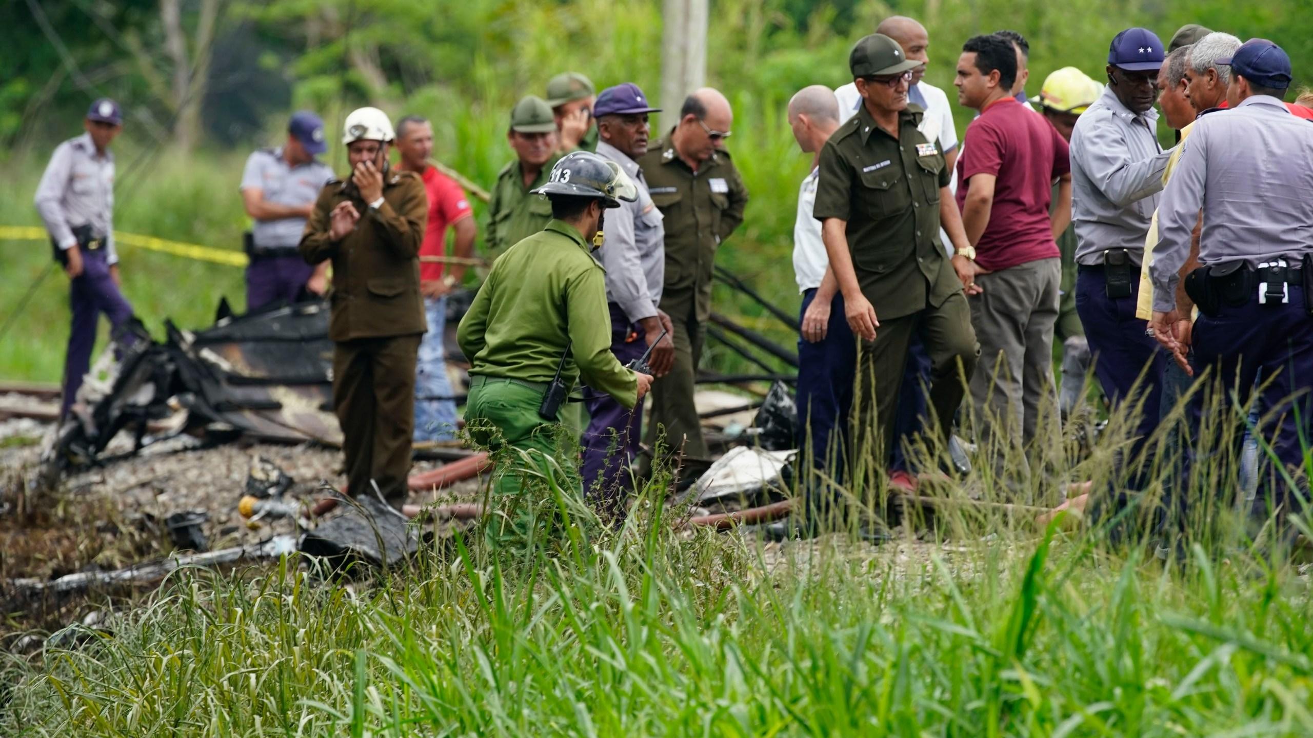 Cuba Plane Crash_1526696065800