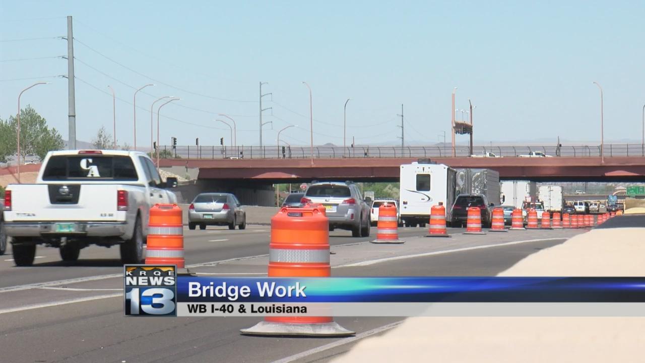 Construction to start on westbound I-40 Louisiana off-ramp_1525990544693.jpg.jpg