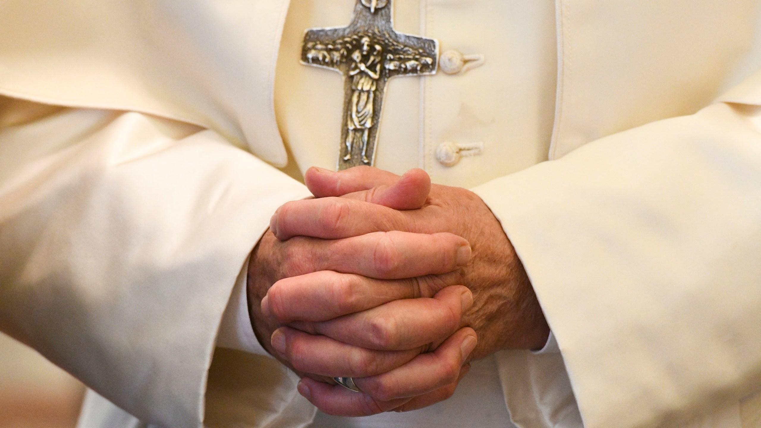 Vatican Pope Benin_1526646785332