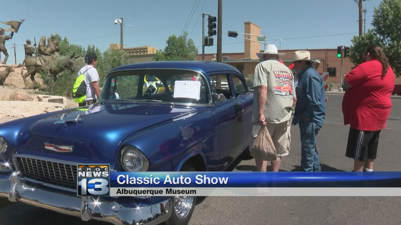 Car Enthusiasts Participate In 34th Annual Classic Auto Show