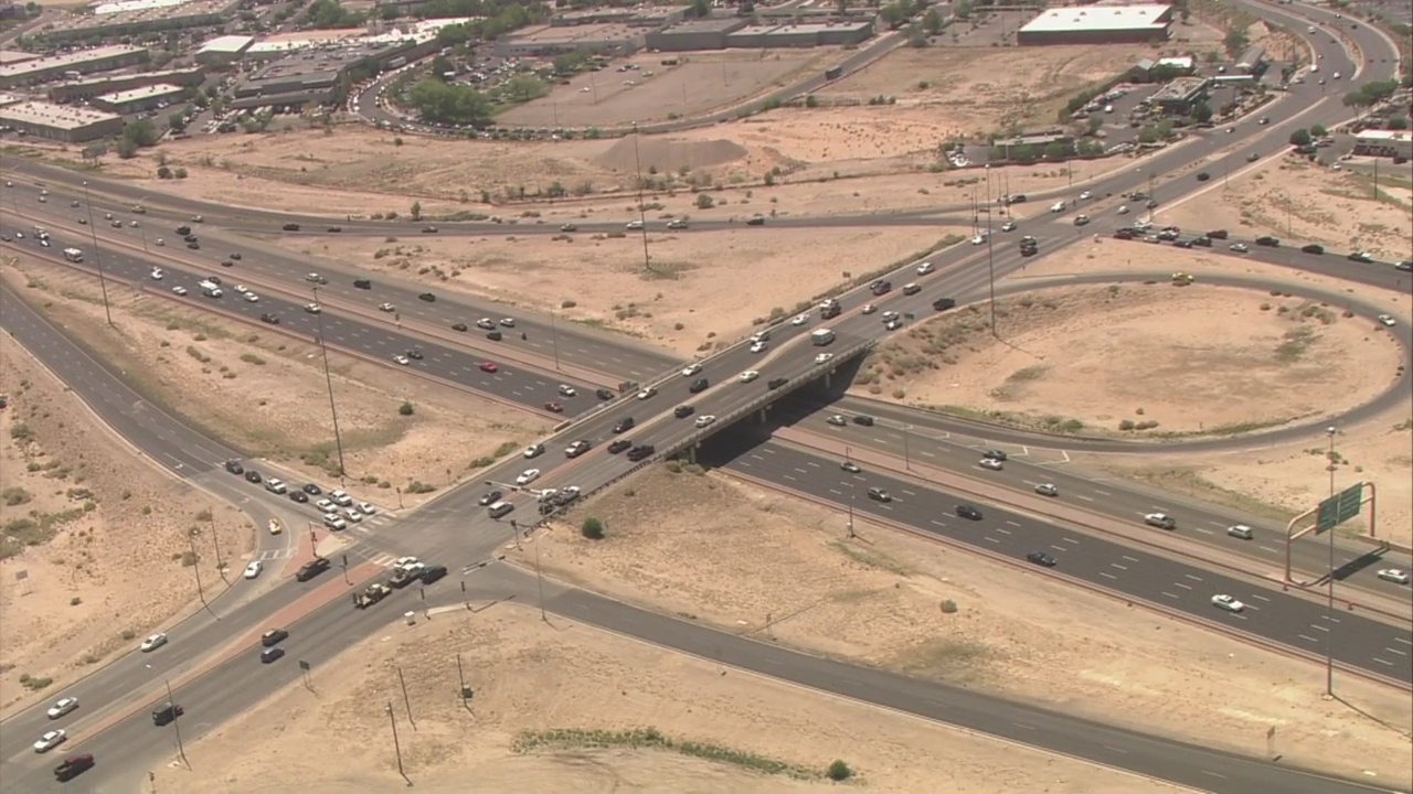 I-25 NMDOT projects