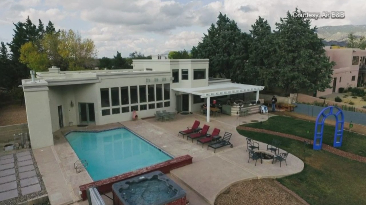 City criminally charges Albuquerque 'party house' owner