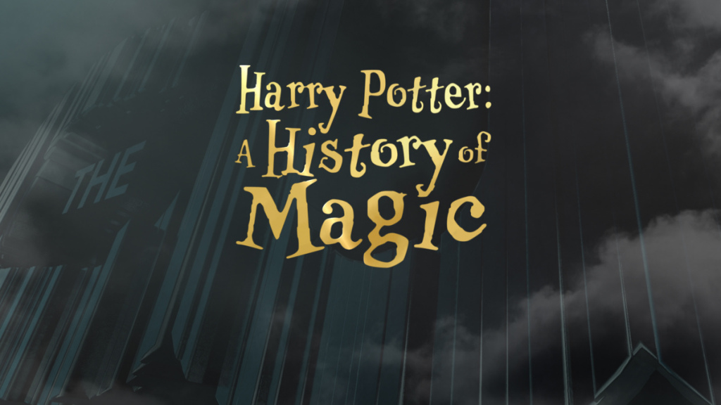 harry potter history of magic