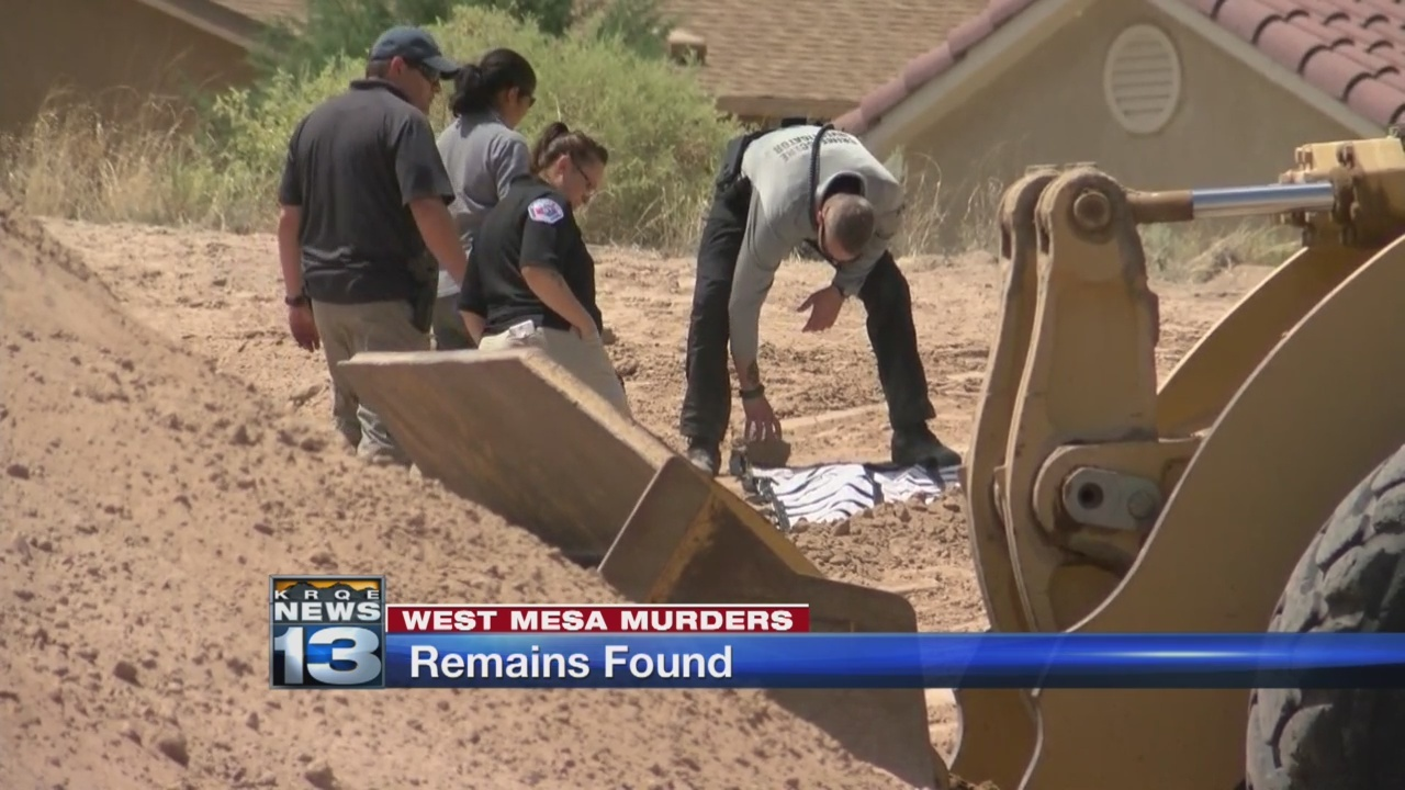 Apd Investigates Possible Human Remains Found On West Mesa